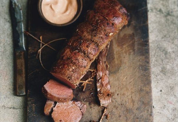 Beef Tenderloin with Smoked Paprika